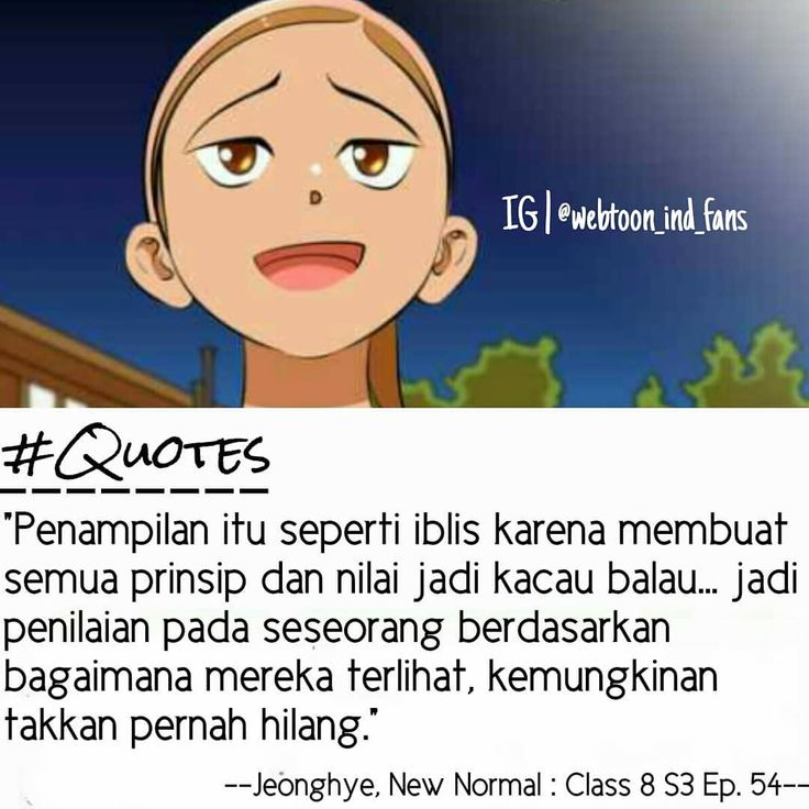 "Webtoon Indonesia Fanspage🍀 di Instagram ""Contohnya saat"