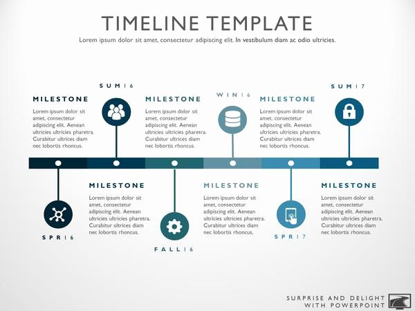 create a timeline in word beautiful six phase project graphic template design infographic