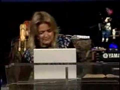 SHATTER! - Stacey Campbell - Holy Spirit Possession Part 2 - YouTube