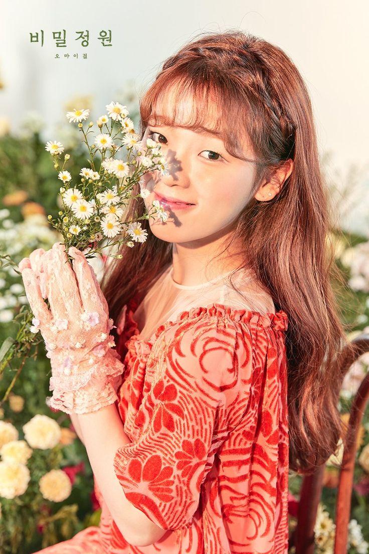 Oh My Girl Seunghee - Secret Garden