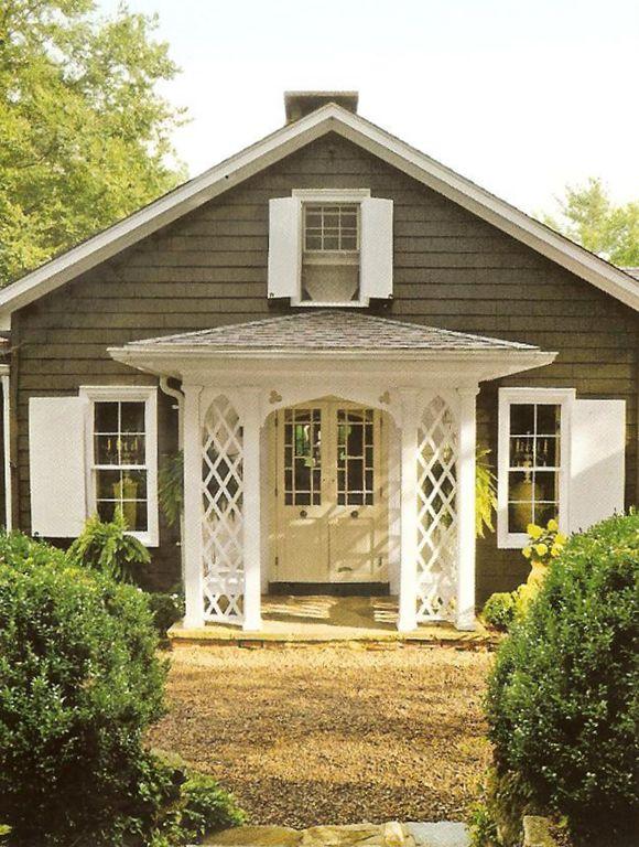 17 Best Images About Lattice Entryways On Pinterest Front Porches Lattices