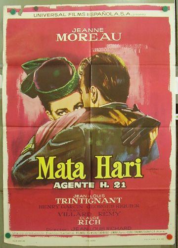 Mata Hari - Agent H21 (1964) HD Wallpaper From Gallsource.com