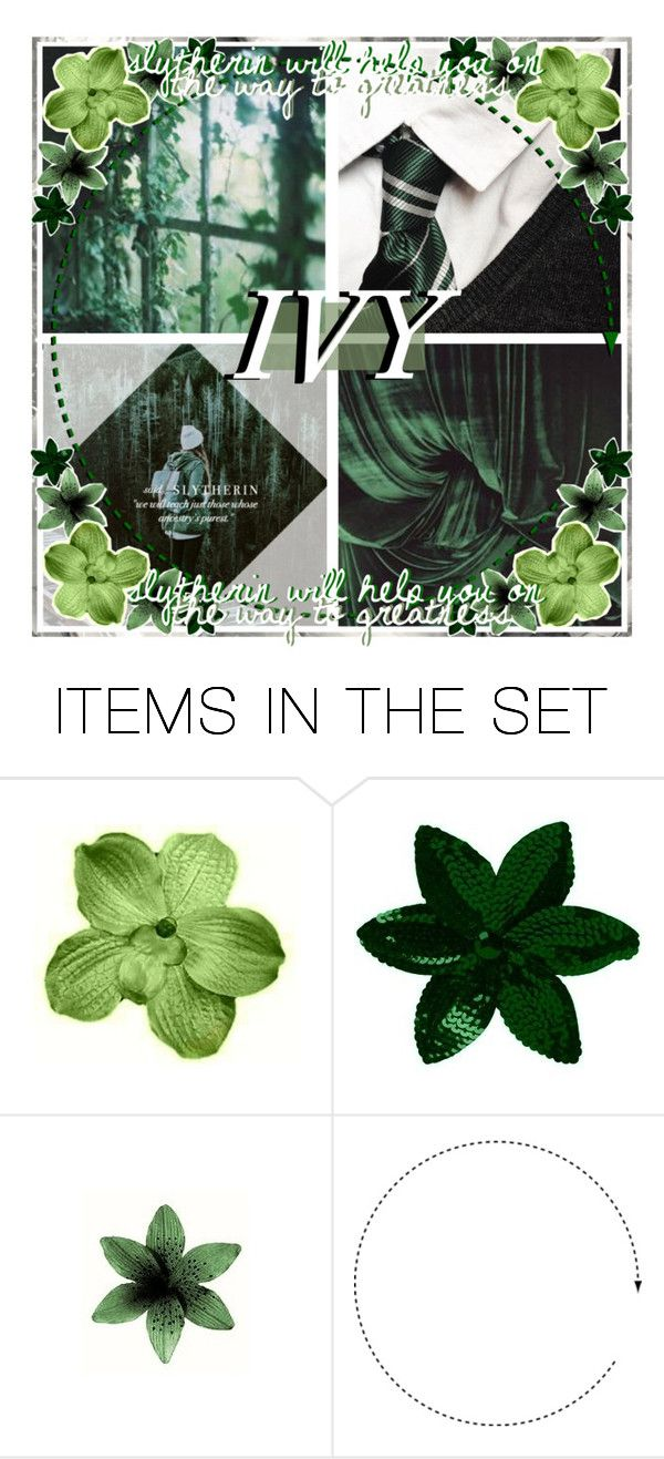 """""""claimed icon  ;;  april ludgate"""" by the-elite-fangirls ❤ liked on Polyvore featuring art, harrypotter, slytherin and forebodinqicons"""