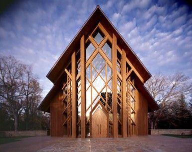 Seminary Chapel at my seminary, School of Theology, University of the South, Sewanee, TN