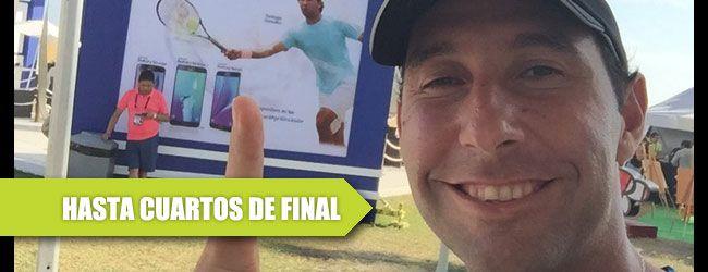 Bueno, pues esta vez nos toca darte la mala noticia-- en el Abierto Mexicano 2016 no hubo participación de tenistas mexicanos más allá de los cuartos de final en la modalidad de dobles. En singles no se rebasó la primera ronda.   TIGRE HANK -- La raqueta mexicana mejor ubicada en el ranking mundial (No. 446 de la ATP) fue el primero en caer, quedando eliminado el primer día por el francés Adrian Mannarino con marcador de 6-1 6-2.