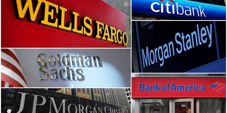Here is a list of the largest banks in the United States