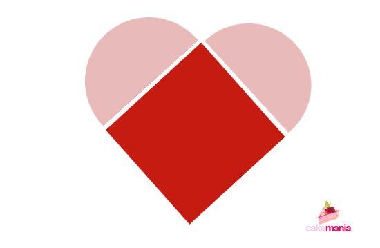 Non è necessario avere una teglia a forma di cuore per preparare la tua torta di San Valentino. Ti serviranno una teglia quadrata e una teglia rotonda. La torta rotonda verrà divisa in due parti e...