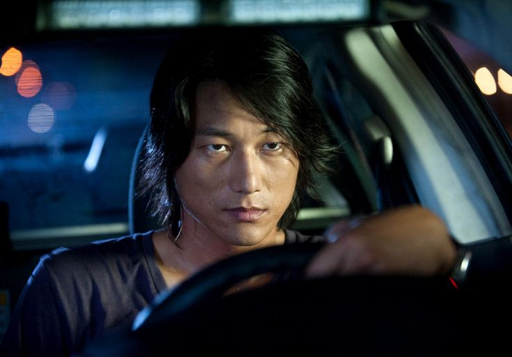 sung kang. Love him in the Fast and Furioua movies.                                                                                                                                                                                 Plus
