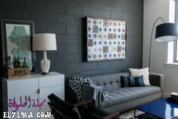 انتريهات مودرن 2021 صور انتريهات مودرن 2021 إن هناك العديد من الأذواق من الأنواع المودرن وهناك Grey Walls Living Room Wall Decor Living Room Condo Living Room