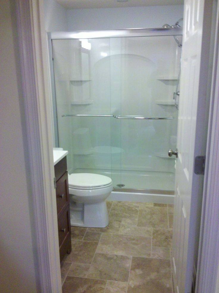 17 best images about basement bathroom on pinterest for Basement bathroom design ideas