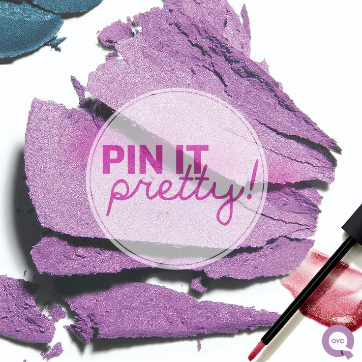 Click here to enter our Pin it Pretty Sweepstakes! You could take home every winner of our Customer Choice Beauty Awards. That's 37 amazing beauty products & tools! #QVCBeauty > http://qvc.co/Pinit-Pretty