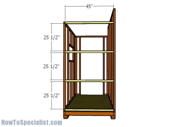 4x8 Ice Shack Plans Howtospecialist How To Build Step By Step Diy Plans Ice Fishing Shanty Ice Fishing Shack Diy Plans
