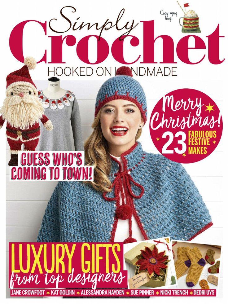 Simply Crochet №64 2018 - 轻描淡写 - 轻描淡写