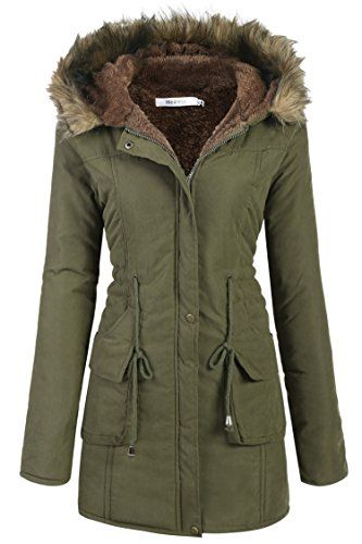3e3b5e21c Pin by Women's Fashion Shopper Shop on Women Coats, Jackets & Vests |  Winter parka, Stylish winter coats, Hooded winter coat