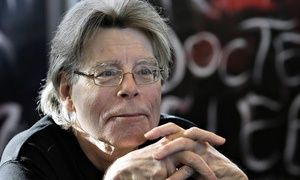 Stephen King to share writing tips in new short story collection. YAY!