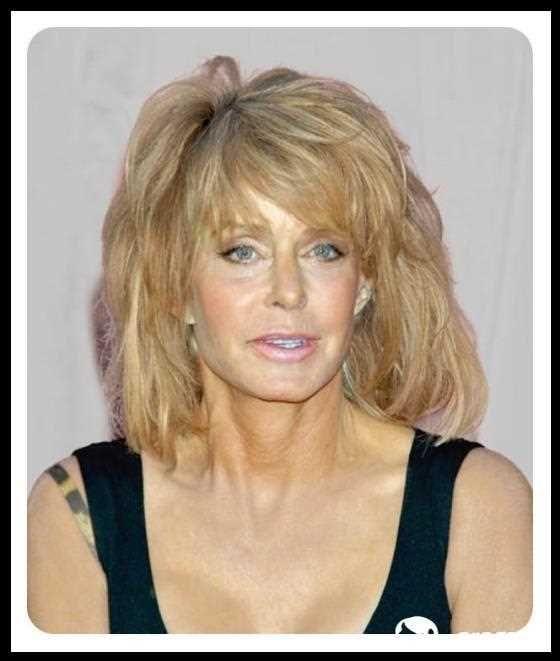 75 Modische Frisuren Für Frauen über 50 Hair Coole Bob