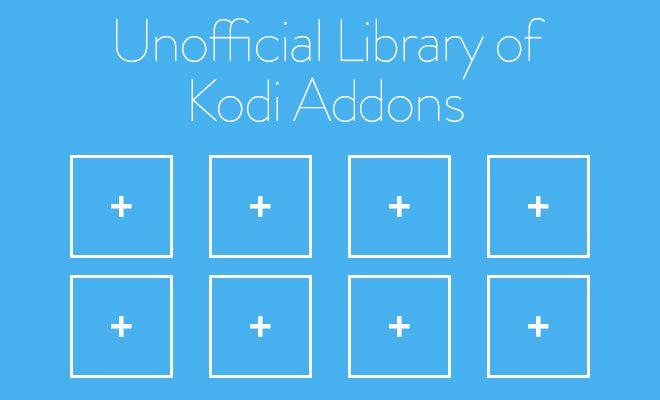 <strong>Kodi Addons</strong>