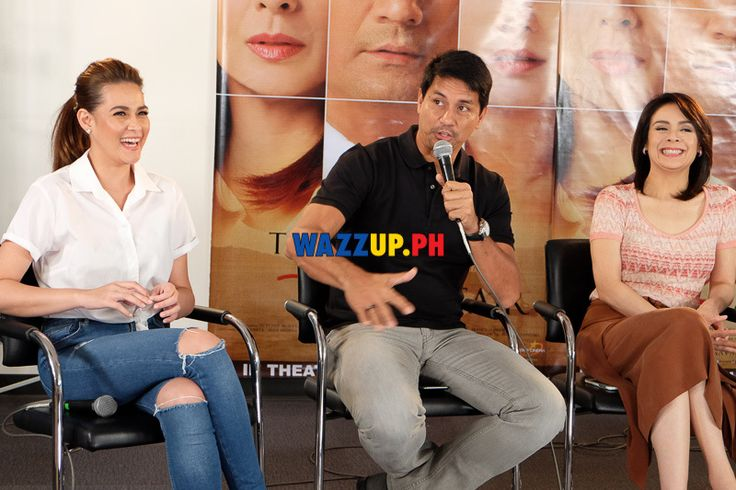"""Last August 6, 2015, Star Cinema invited bloggers fror a blogcon for the movie """"The Love Affair"""" that stars Richard Gomez, Dawn Zulueta and Bea Alonzo. Present also was Direk Nuel Naval and screenp..."""