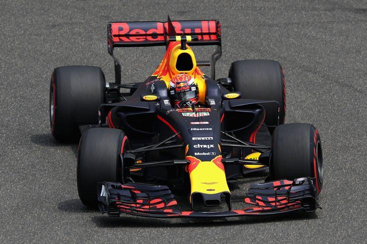 2017 GP Chin (Shanghai International Circuit)   Red Bull RB13 - TAG Heuer (Max Verstappen)