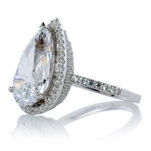 dear god this ring. worn by irene adler on bbc's sherlock. talk about a statement piece.