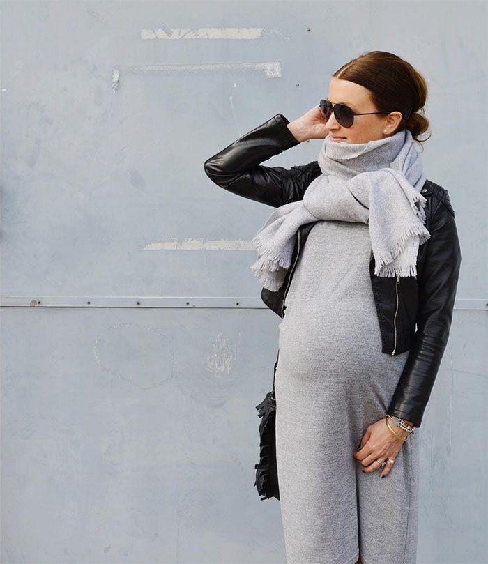 Vierfachmama Liesbet Baum verrät, wie man mit wenig Kleidungsstücken stilvoll durch die Schwangerschaft und Stillzeit kommt. | Ohhh... Mhhh... | Bloglovin'