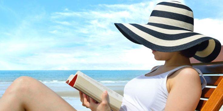 Los 5 mejores libros para leer este verano