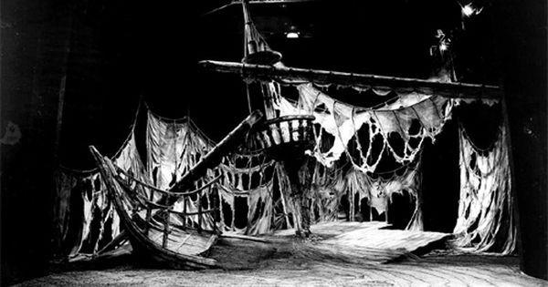 The Tempest. RSC. Sc - The Tempest. RSC. Scenic design by Maria Bjørnson. 1983…