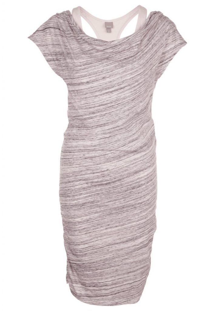 #Bench AVOKRACER Jerseykleid grey für Damen #Bekleidung, #Damen, #Kleider, #Sale, #Sport, #Sportbekleidung,   #Modeonlinemarkt.de