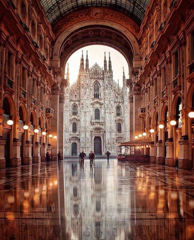 いいね!215.7千件、コメント1,221件 ― Wonderful Placesさん(@wonderful_places)のInstagramアカウント: 「Milan - Italy ✨❤️❤️❤️✨ Picture by ✨✨@jan9.0✨✨ . #wonderful_places for a feature ❤️」
