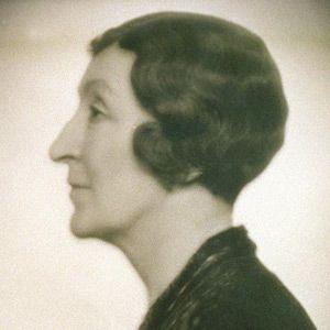 Ethel Florence Lindesay Richardson, known by her pen name Henry Handel Richardson, (1870-1946): Australian author.