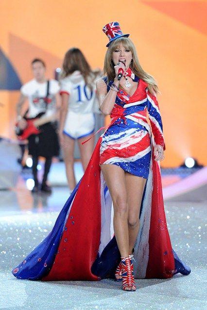 Taylor Swift To Headline Victorias Secret Again 2014 (Vogue.com UK)
