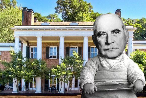 Greenburgh, NY -  $5.88 million buys the Greenburgh home where JP Morgan Jr. was born.   http://www.estately.com/listings/info/76-north-broadway--1