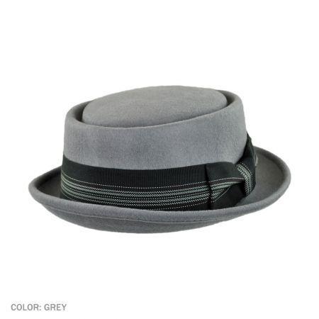 Sinatra Bewitched Pork Pie Hat
