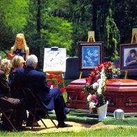 funeral ceremony
