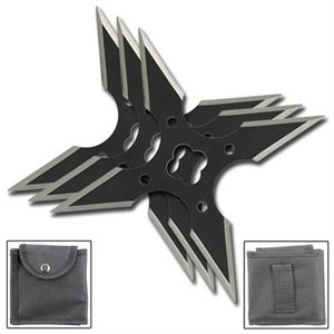 Lucky Charm Ninja Throwing Star Set For Sale | AllNinjaGear.com - Largest Selection of Ninja Stars, Throwing Stars, and Shuriken