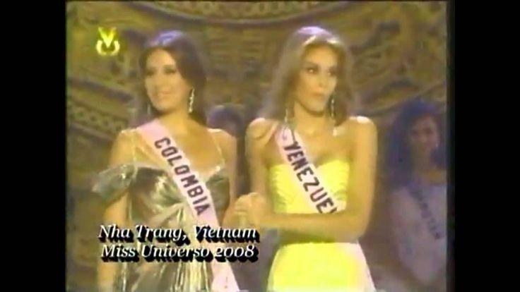 Las 7 coronas de Miss Universo Venezolanas -  Incluyendo a Maria Gabriel...