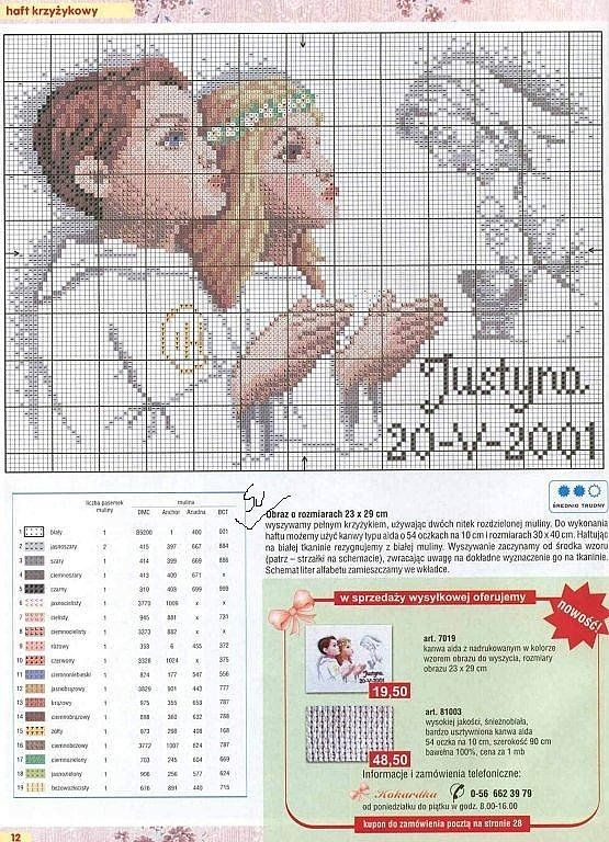Solo Patrones Punto Cruz (pág. 1286) | Aprender manualidades es facilisimo.com