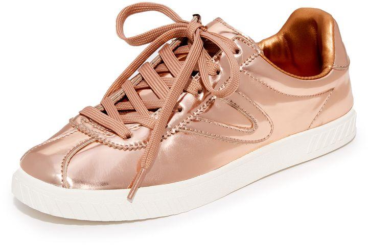 Tretorn Camden II Metallic Sneakers