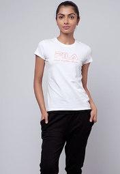 Buy Fila Women T-Shirts online in India. Huge selection of Women Fila T-Shirts