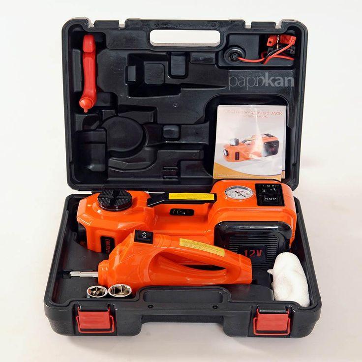 3Function Emergency Auto Electric Hydraulic Jack Best