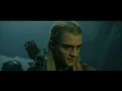 Legolas Greenleaf (Dante's Prayer)