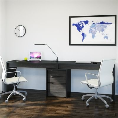 25 Best Ideas About 2 Person Desk On Pinterest Home