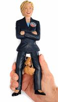 This is the Hillary Nutcracker (this one cracked me up, pun unintended), which is the Primary Special if you please! You place the walnut or...