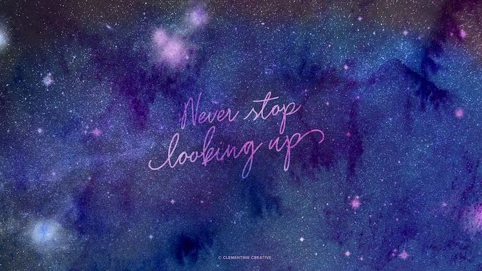 1001 Ideas For A Cool Galaxy Wallpaper For Your Phone And Desktop Cool Galaxy Wallpapers Galaxy Wallpaper Wallpaper Quotes Best desktop wallpaper ideas