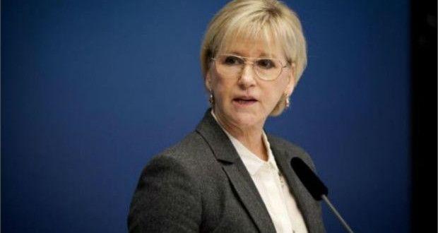 Ανεπιθύμητη στο Ισραήλ η υπουργός εξωτερικών της Σουηδίας   Verge