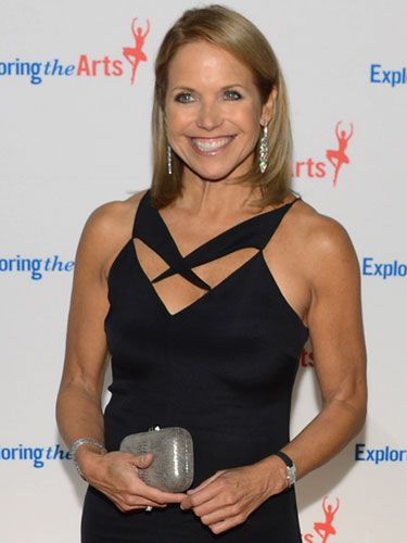 Katie Couric great arms!