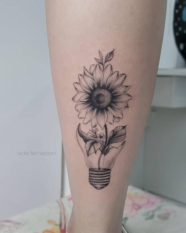 Traço fino: a tatuagem no estilo Fineline