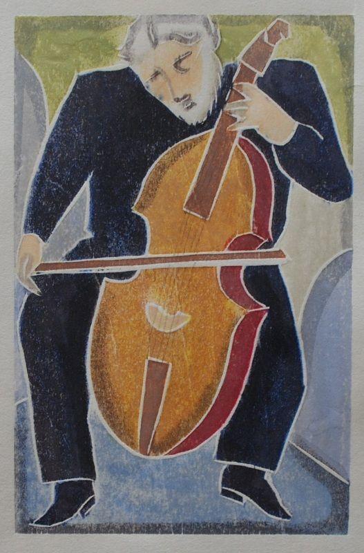 Viola da Gamba - Kate Hanlon