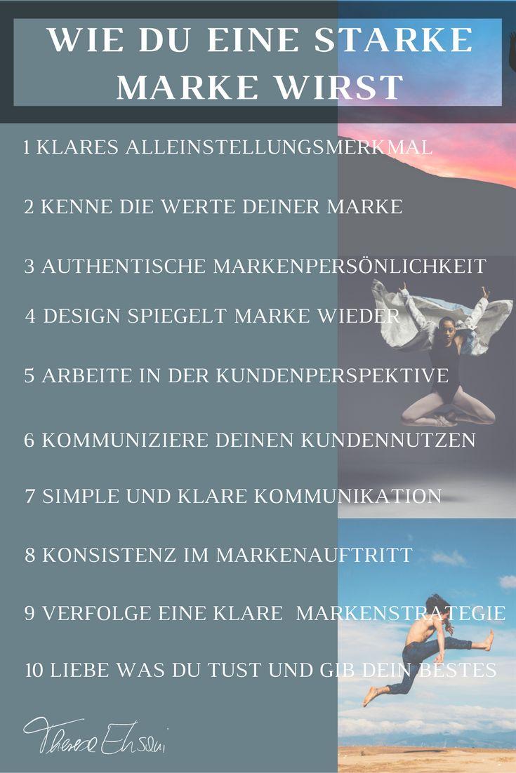 Markenentwicklung, Brand Identity, Erfolg dank starker Marke und richtigem Branding, die wichtigsten Tipps und Tricks für Selbständige