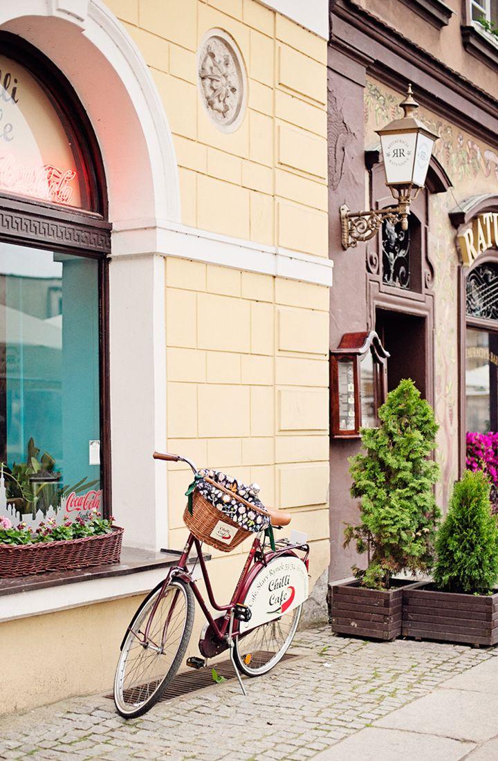 Poznan, Poland. Via Entouriste.